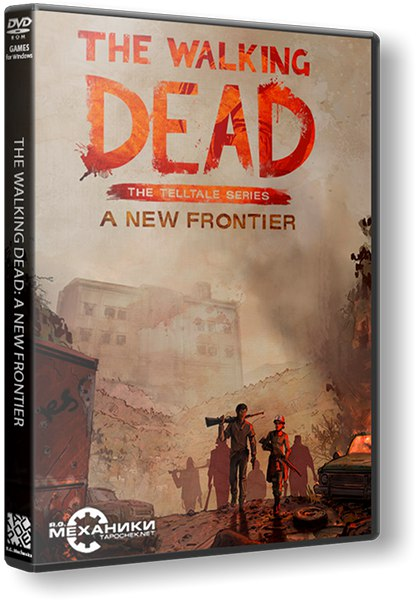 The Walking Dead: A New Frontier - Episode 1-2 (2016) PC | RePack от R.G. Механики