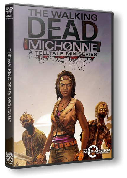 The Walking Dead: Michonne - Episode 1-3 (2016) PC | RePack от R.G. Механики