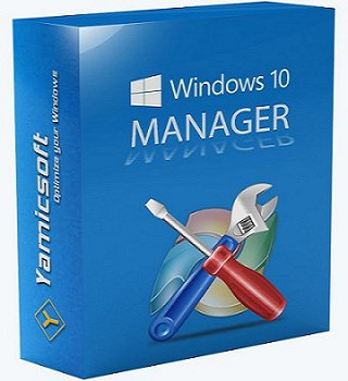 Windows 10 Manager 2.0.3 Final (2016) PC | RePack and Portable by D!akov