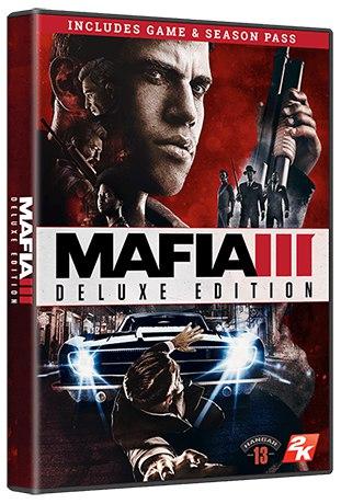 Мафия 3 / Mafia III - Digital Deluxe Edition [Update 4 + 3 DLC] (2016) PC | RePack от qoob