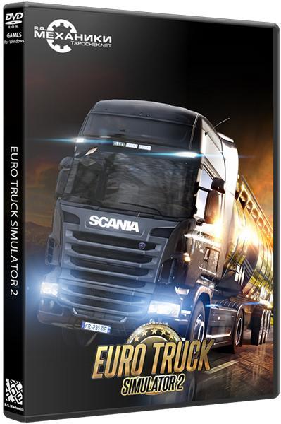 Euro Truck Simulator 2 [v 1.26.3s + 48 DLC] (2013) PC | RePack от R.G. Механики