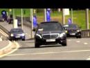 На Пулковском шоссе за несколько дней до ПМЭФ прошли автомобильные учения