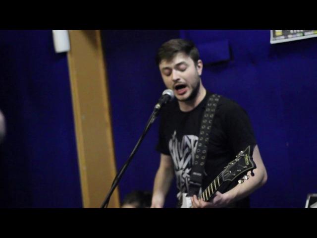 АЗОН - После нас (репетиция, апрель 2017)