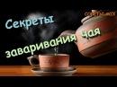 Как правильно заваривать чай? Простые правила и секреты приготовления