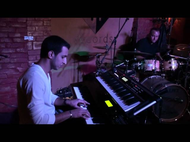 Alexandr Murenko Band - Club 44, Kiev 2012 Trailer