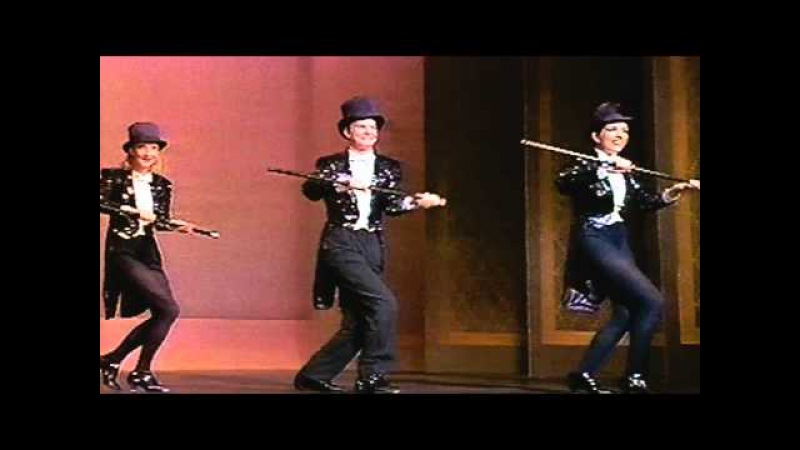 Liza Minnelli and cast perform Stepping Out