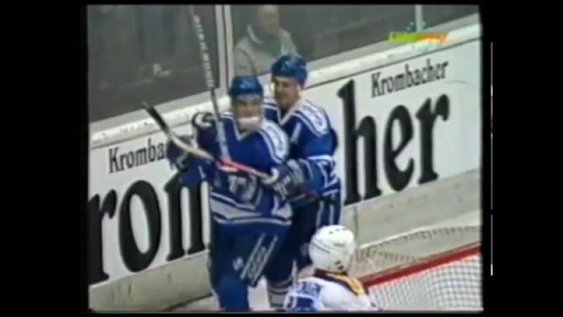 Динамо (Москва) - Malmö (Sweden) КЕЧ финал 1992-12-30
