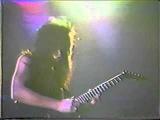 Crimson Glory - Valhalla - LIVE IN FLORIDA 1989