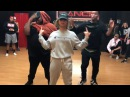 DJ Unk Choreography Ysabelle Capitule Walk It Out
