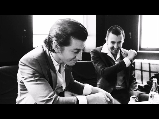 The Last Shadow Puppets - Miracle Aligner (Acoustic FluxFM)