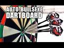 Automatic Bullseye, MOVING DARTBOARD
