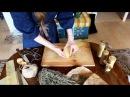 Как сделать восковую свечу с травами