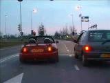 Clio 1 vs Sport Car