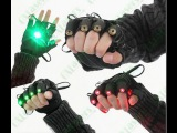 532nm 100mw Violet Blue Laser Gloves dancing stage show light for DJ Club Party show led glove party