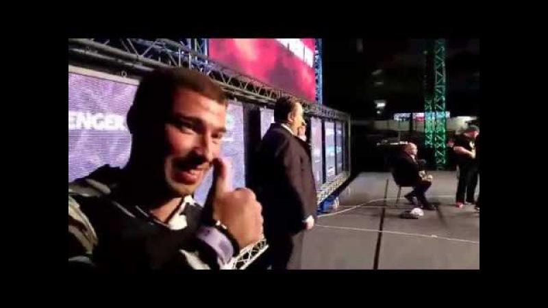 Павел Колохин жмет 280 килограммов на Evls Prague PRO 2016