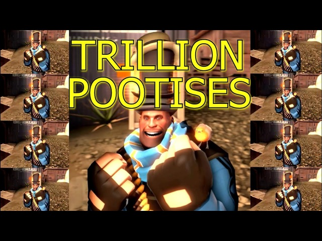 TF2: Heavy says Put Dispenser Here 4,398 trillion times ►Team Fortress 2◄ Pootis