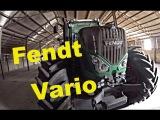 Обзор трактора FENDT 936 Vario 2017