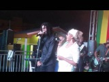 Skip Marley &amp Marcia Griffiths - Chances Are (Live @ Bob Marley 71st Celebration)