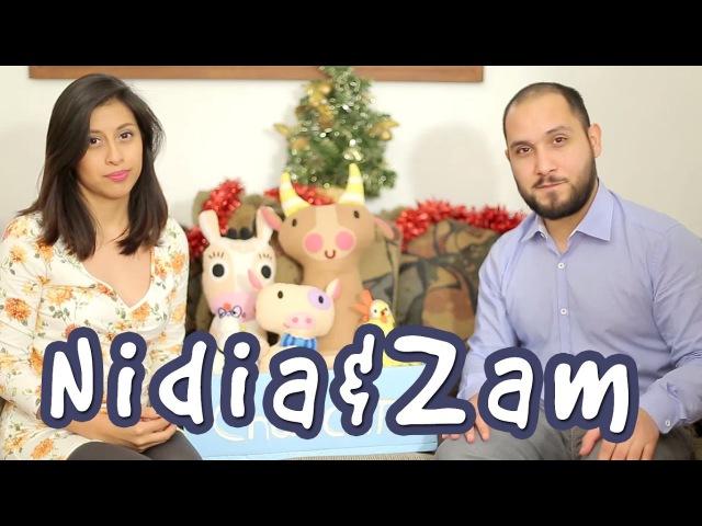 Zam Nidia despiden el año