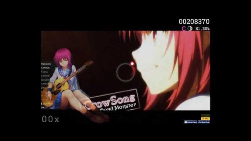 OSU! Angel Beats(Ангельские ритмы
