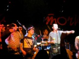 The Real McKenzies - Smokin' Bowl (live in Moscow 07.02.2010)