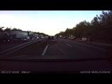 Автопилот Теслы предсказывает аварию за секунды до столкновения
