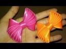 DIY Cute Bow 7 🎀 Tutorial Bros Simple By Lista Tsurayya