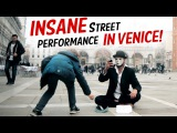 Parov Stelar - The Phantom (Street Performance) ft. NEILAND (Electro Swing)