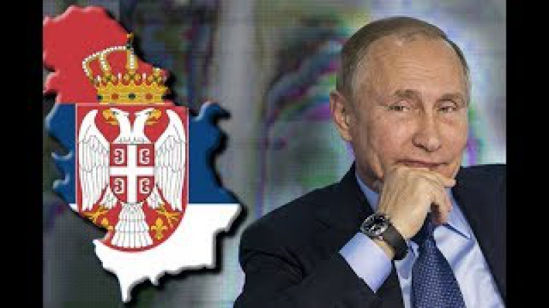 SRPSKI NOVINAR KOJEG JE PUTIN ODLIKOVAO OTKRIVA - On iskreno voli Srbiju, 90te se neće ponoviti!