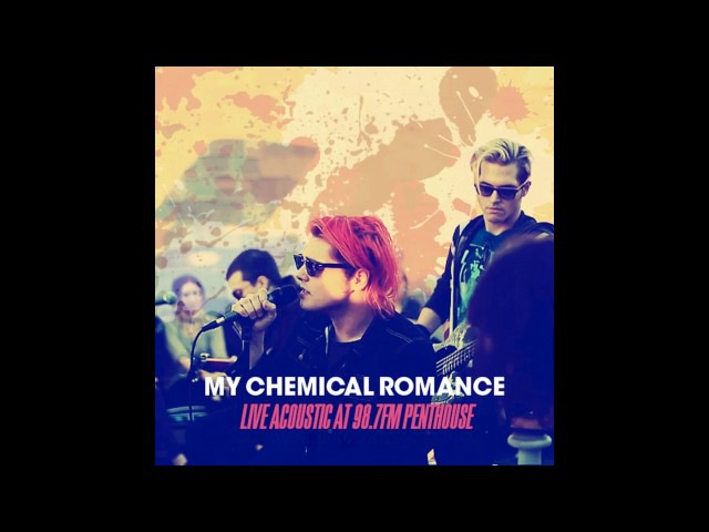 My Chemical Romance - Live Acoustic at 98.7FM Penthouse