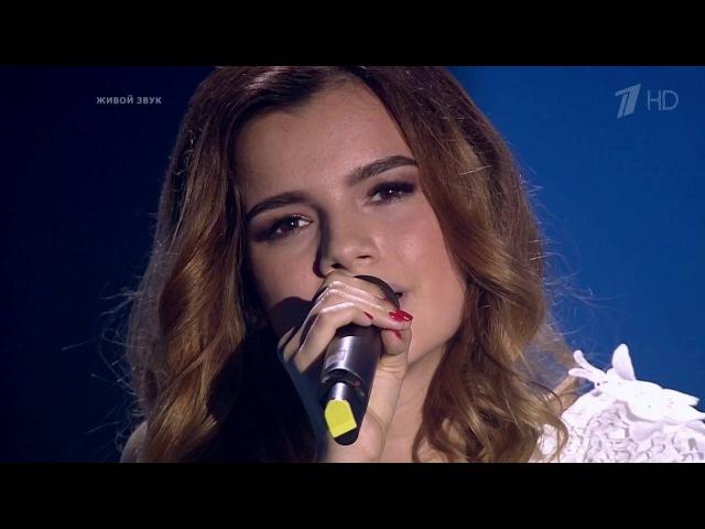 Дарья Мельникова Намалюю тоби зори Слепые прослушивания Голос Сезон 5
