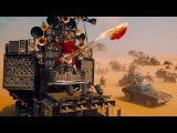 King Gizzard &amp The Lizard Wizard - Road Train (Mad Max Fury Road edit)