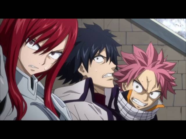 Fairy Tail -This is War [AMV]