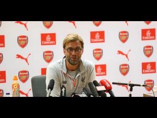 Arsenal 3-4 Liverpool: Jurgen Klopp's Post-Match Press Conference