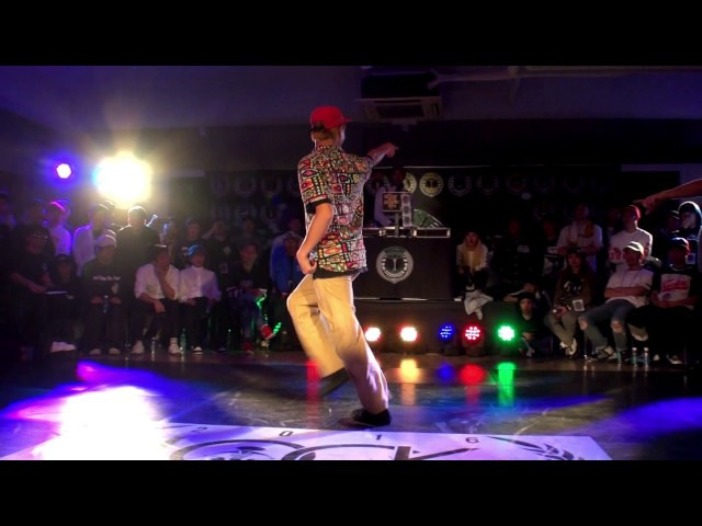 Final Battle:A Cai (TWN) vs Loic (FRN) | 20161016 Lock City Final @Daegu