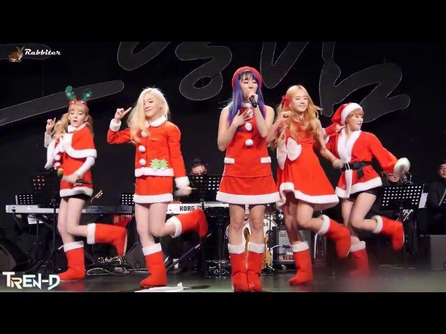 Валенки DJ Lavitas Remix русской народной песни Новогодние костюмы кореянок из Tren D