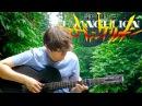 Neon Genesis Evangelion Opening Cruel Angel's Thesis Fingerstyle Guitar Cover