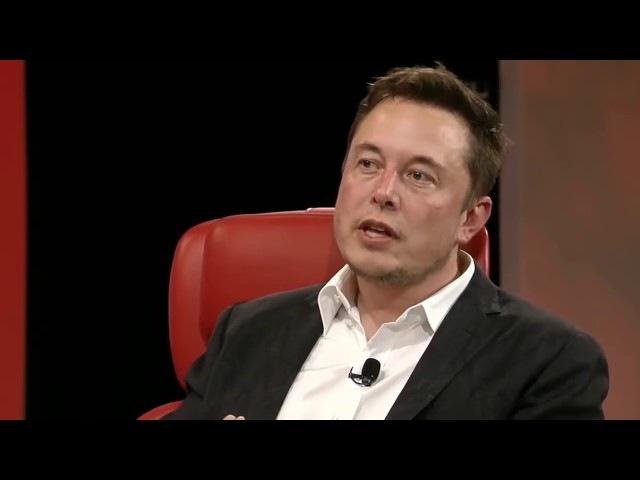 Илон Маск, Мы уже киборги!