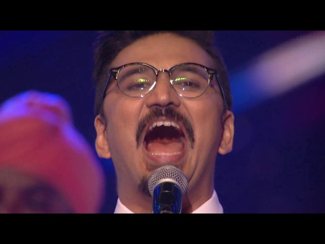 Amit Trivedi's Sound of the Nation uncut performance at Royal Stag Mirchi Music Awards | RSMMA