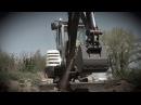 Volvo CE EX2: a 100% electric compact excavator prototype