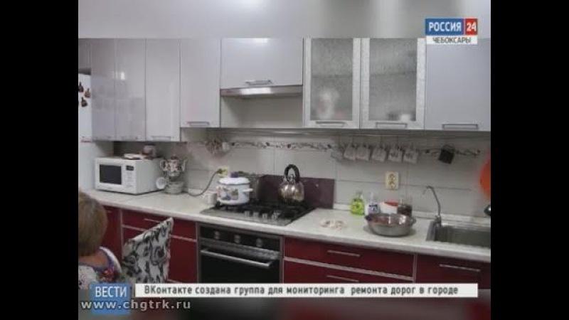 В Чебоксарах задержали мошенника, который брал деньги за установку кухонь и исч ...