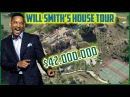 Will Smith House Tour 2016 ❋Inside Outside $42.000.000
