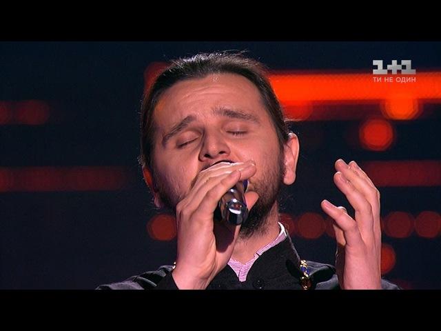 Александр Клименко Материнська любов выбор вслепую Голос страны 7 сезон