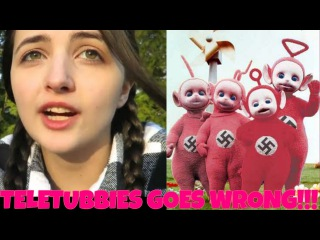 TELETUBBIES GOES WRONG!!!
