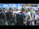 Du sollst brennen - Die Zeit des Grundgesetzes ist vorbei - Moslems in München