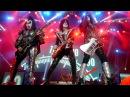 Легендарная группа Kiss рассказывает о концерте в Москве