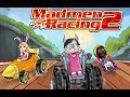 MADMEN RACING 2 ГОНКИ БЕЗУМЦЕВ 2 Video Games for Kids Видео для детей Мульт игра