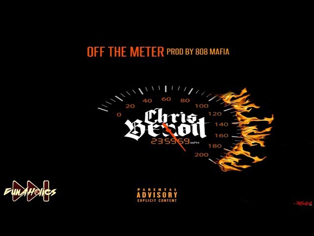 Chris Benoit - Off The Meter (Prod By 808 Mafia) [Official Audio]