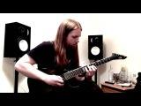 Jason Becker - Perpetual Burn (guitar cover)