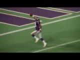Randy Moss Laterals to Moe Williams - Minnesota Vikings